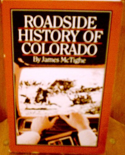 9780933472839: Roadside history of Colorado