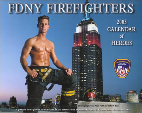 9780933477087: Fdny Firefighters 2003 Calendar of Heroes