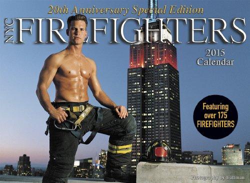 9780933477193: 2015 New York City Firefighters Calendar 20th Anniversary