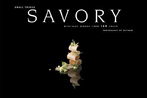 Small Things Savory: Alan Battman
