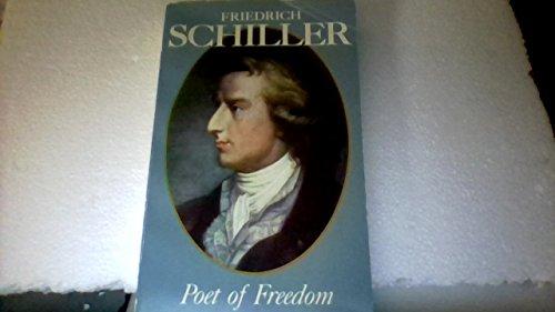 9780933488441: Friedrich Schiller, poet of freedom