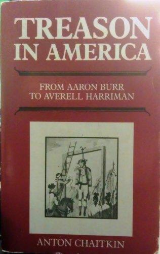 9780933488458: Treason in America