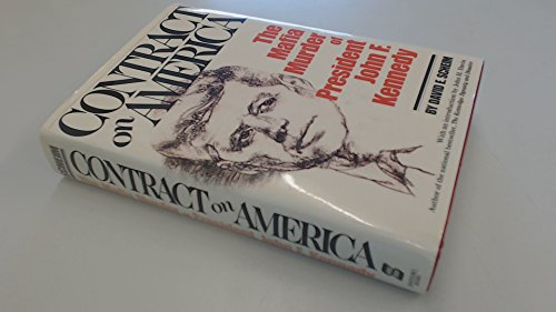 9780933503304: Contract on America: The Mafia Murder of President John F. Kennedy