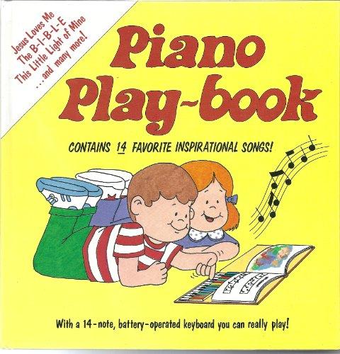 9780933513402: Piano Play-Book