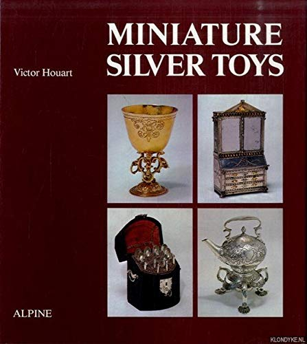 Miniature silver toys (0933516339) by Victor Houart