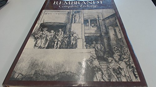 9780933516786: Rembrandt : the Complete Etchings / K. G. Boon ; [Translated from the Dutch by Elizabeth Willems-Treeman]