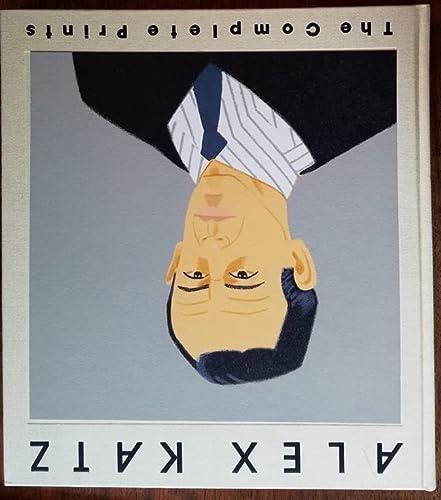 9780933516908: Alex Katz: The Complete Prints