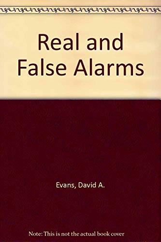 9780933532458: Real and False Alarms
