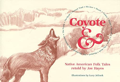 9780933553019: Coyote And... Native American Folk Tales