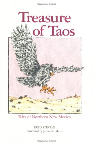 9780933553088: Treasure of Taos: Tales of Northern New Mexico