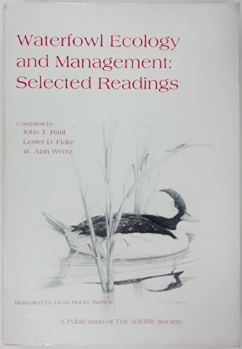 9780933564091: Waterfowl Ecology and Management