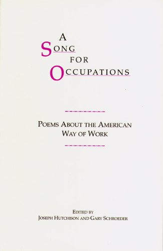 A Song for Occupations: Hutchison, Joseph
