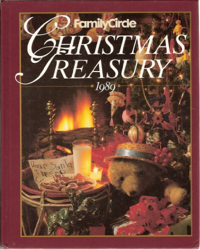FAMILY CIRCLE CHRISTMAS TREASURY 1989 (Christmas Treasury Series)