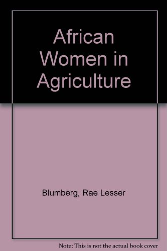 9780933595637: African Women in Agriculture