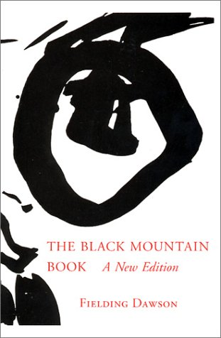 9780933598201: The Black Mountain Book: A New Edition