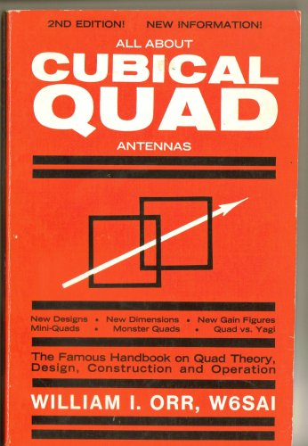 9780933616035: All about Cubical Quad Antennas