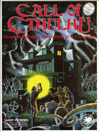 9780933635029: Call of Cthulhu, 3rd Edition [Box Set]