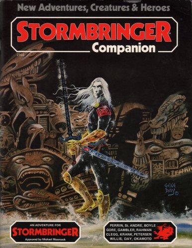 9780933635074: Stormbringer Companion (Elric/Stormbringer RPG)