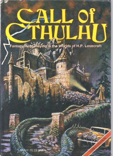 Call of Cthulhu: Fantasy Role-pl