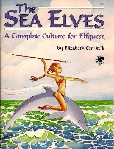9780933635241: Title: The Sea Elves A Complete Culture for Elfquest