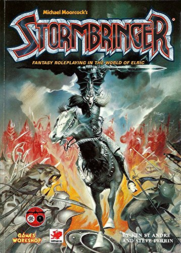 9780933635432: Stormbringer: Fantasy Roleplaying in the World of Elric