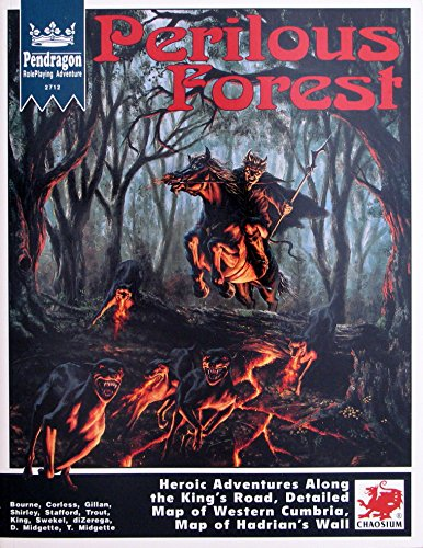 Perilous Forest (Pendragon): Michael Trout; Greg Stafford