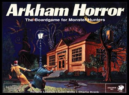 9780933635463: Arkham Horror: The Boardgame for Monster Hunters (Call of Cthulhu) [BOX SET]