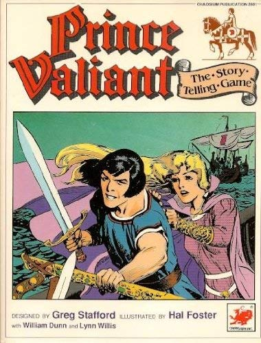 9780933635500: Prince Valiant: The Storytelling Game