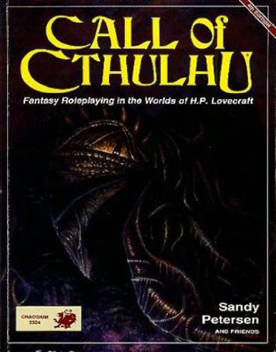 9780933635586: Call of Cthulhu: Fantasy roleplaying in the worlds of H.P. Lovecraft