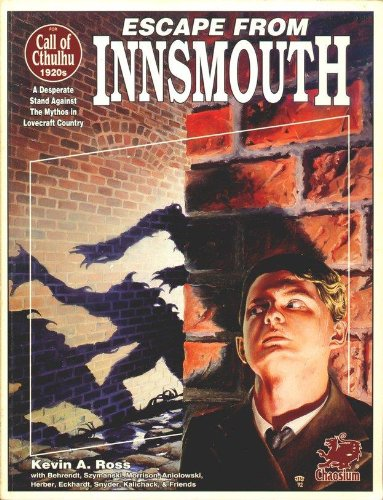 9780933635654: Escape From Innsmouth (Call of Cthulhu Horror Roleplaying, 1920s)