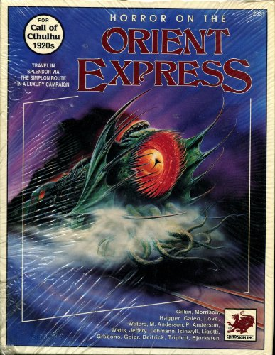 9780933635760: Horror on the Orient Express (Call of Cthulhu) [BOX SET]