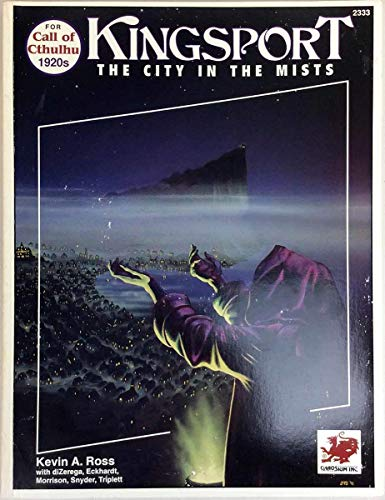 9780933635777: Kingsport: The City in the Mists (Call of Cthulhu)