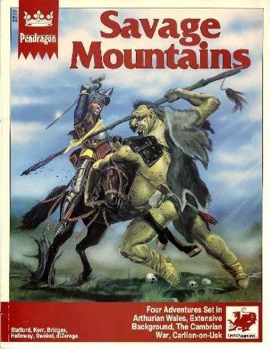 Savage Mountains (Pendragon): Stafford, Greg