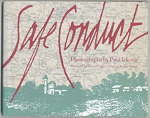 9780933642157: Safe Conduct: Photographs (International Center of Photography)