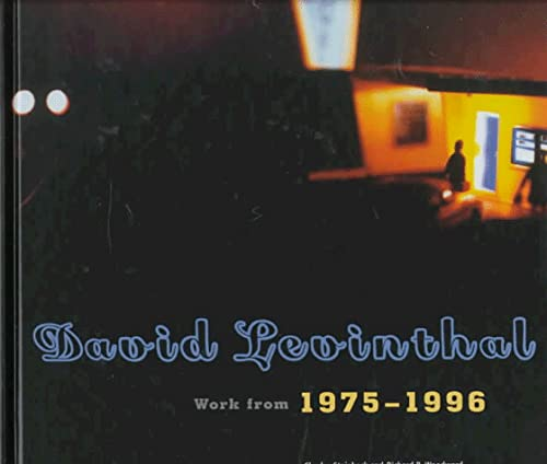 9780933642249: David Levinthal: Work From 1975-1996