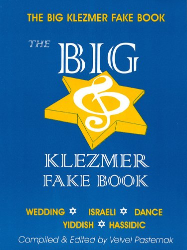 THE BIG KLEZMER FAKEBOOK                                  SOFTCOVER: Pasternak, Velvel
