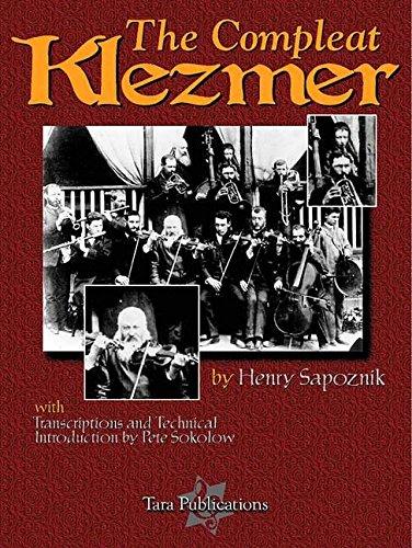 9780933676107: The Complete Klezmer