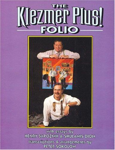 9780933676282: Klezmer Plus Folio