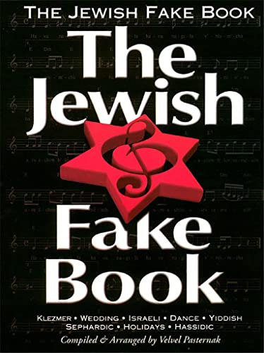 9780933676695: The Jewish Fake Book