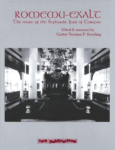 9780933676831: Music of the Sephardic Jews of Curacao: Romemu-Exale
