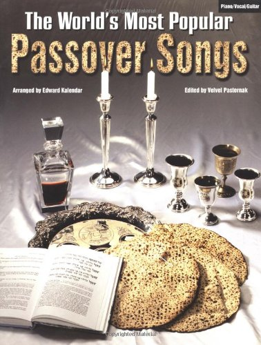 9780933676886: WORLD'S MOST POPULAR PASSOVER SONGS SOFTCOVER