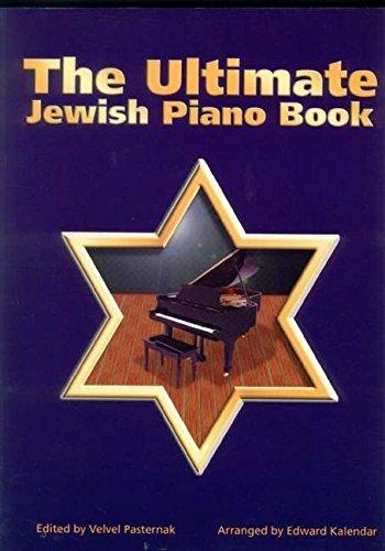 9780933676961: The Ultimate Jewish Piano Book