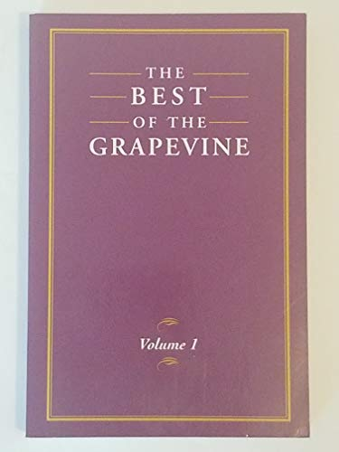 9780933685383: The Best of the Grapevine Volume 1