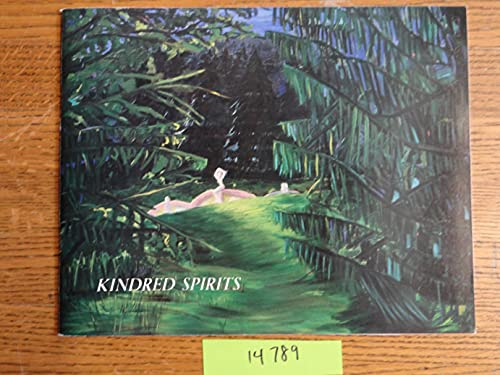 Kindred Spirits Nancy Brett Shalvah Segal Meg: Van Wagner, Judy