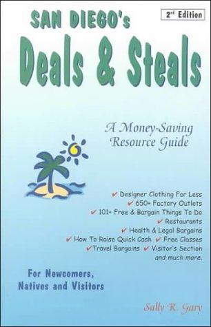 9780933717152: San Diego's Deals & Steals (2nd Edition)