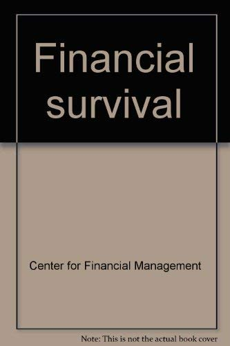 9780933722026: Financial survival