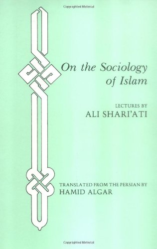 9780933782006: On the Sociology of Islam: Lectures