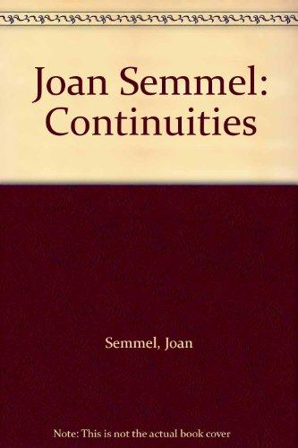 Joan Semmel: Continuities: Semmel, Joan and