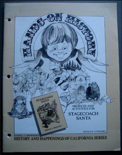 9780933818606: Hands-On History: Stagecoach Santa