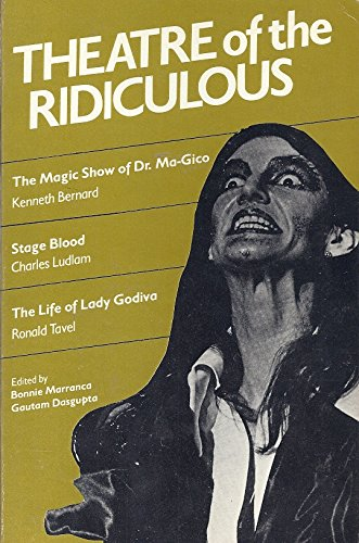 9780933826007: Theater of the Ridiculous (PAJ Books)